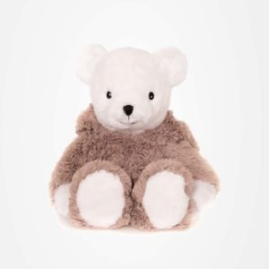 "Eingemummelt.de - Habibi-Plush - ""Mouse Bear"" - Art-Nr. 1822"